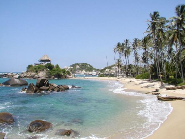 Viajes a playas de Colombia desde Cordoba - Playas y Naturaleza - Cartagena de Indias / Península de Barú / Santa Marta /  - Buteler Viajes